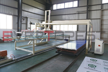 New Technology FR Aluminum Corrugated Composite Panel Production Line
